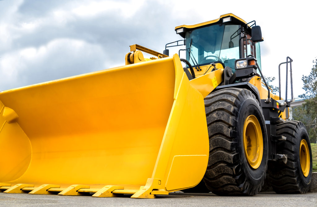 Heavy Equipment Financing, Leasing & Loans