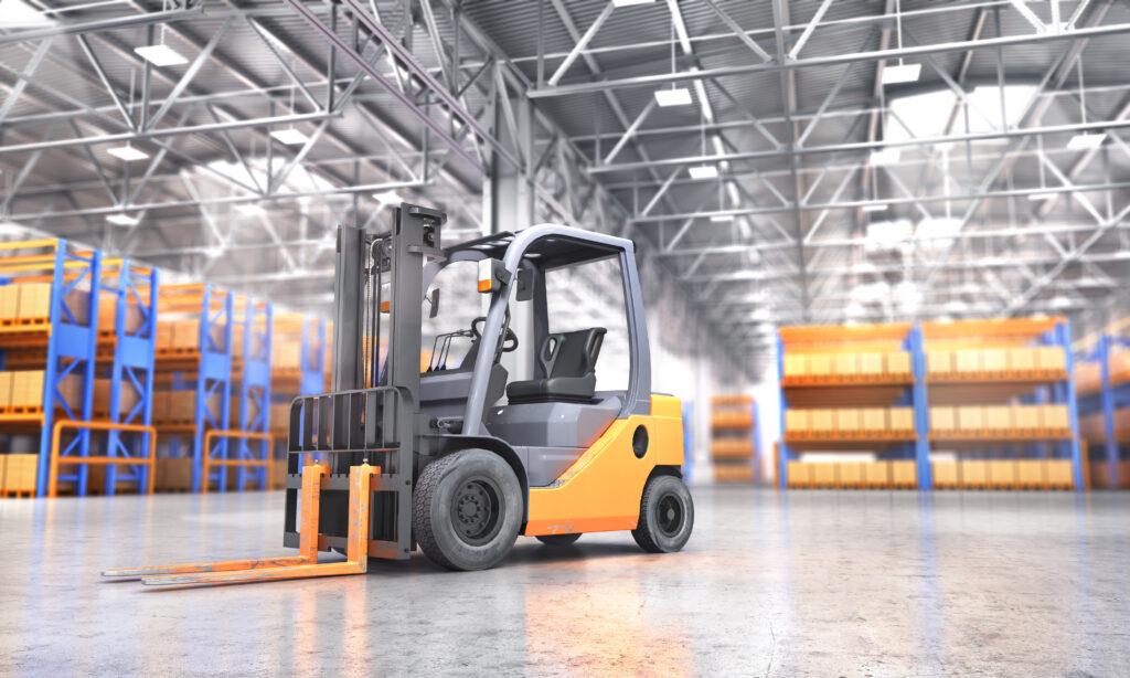 Forklift Financing